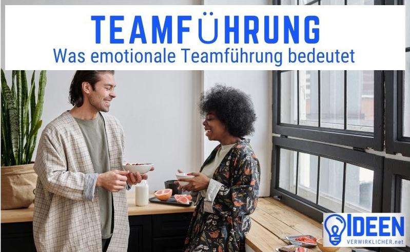 Mitarbeitergespräch und Teamführung